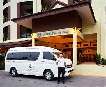 Siam Place Airport Hotel, shuttle bus